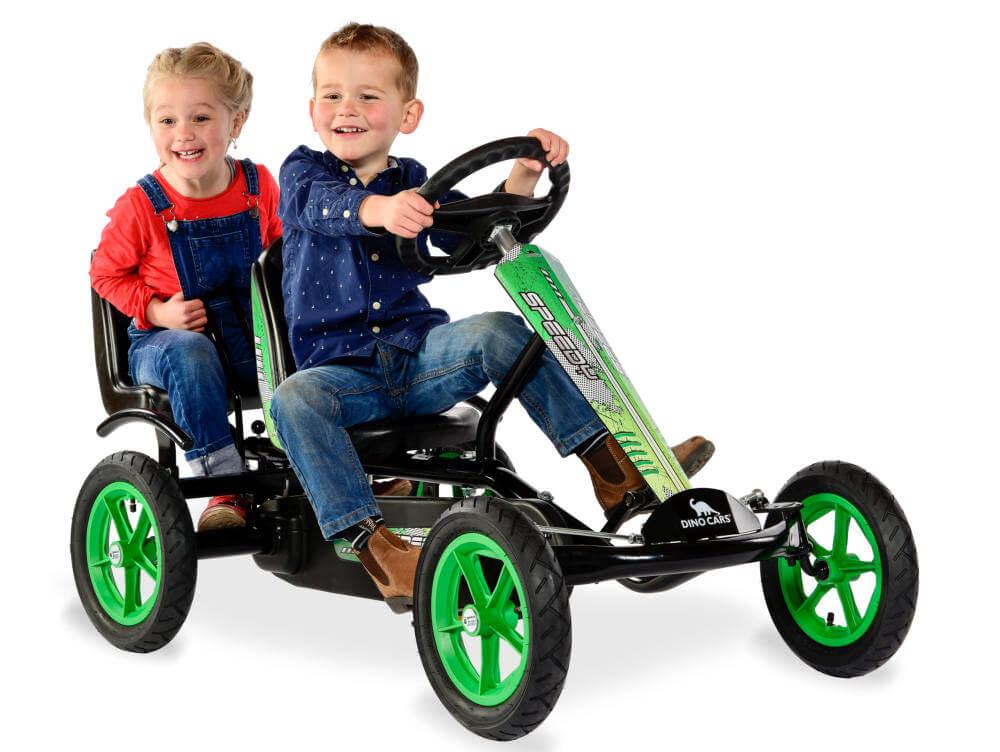 Spaß mit der DINO Kids Line + Zubehör - kaufen auf gokart-profi.de