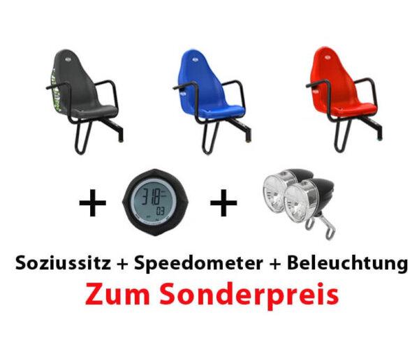 Soziussitz Top Angebot bei gokart-profi.de