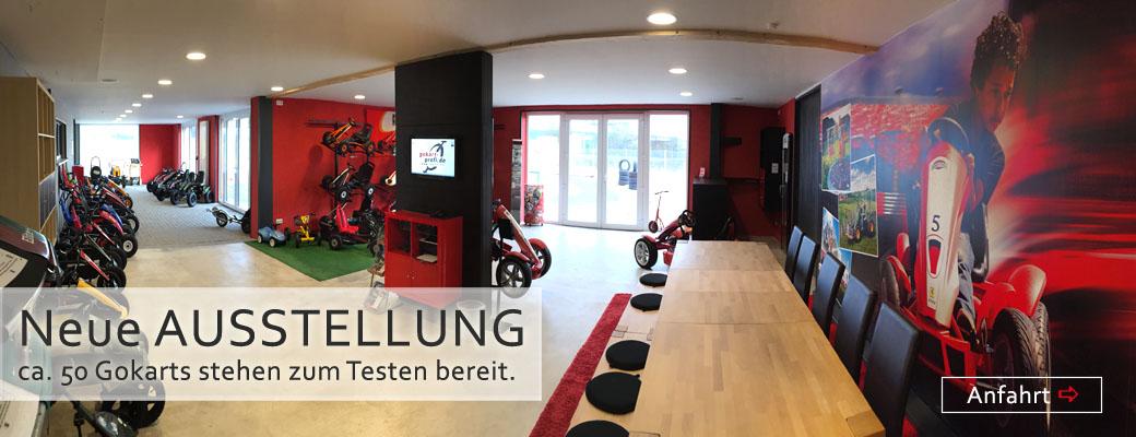 Besuchen Sie uns in 90559 Burgthann - gokart-profi.de