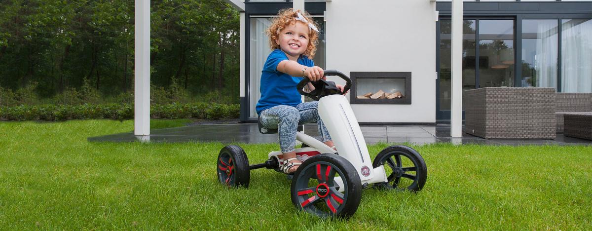 BERG Fiat 500 - Toy Award 2015 - gokart-profi.de