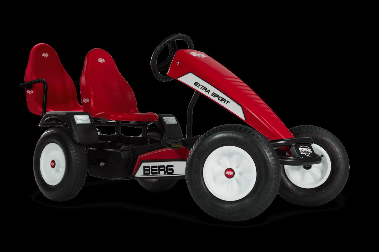 BERG Gokart Extra Sport rot - Limited Edition - BERG Bestpreis -