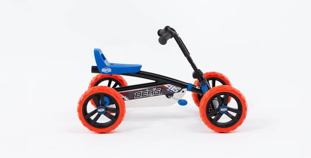 Go Kart in blau - BERG Buzzy Nitro - günstig auf gokart-profi.de