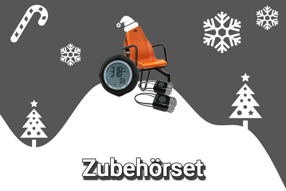 bis 20.12.2020: Rabatt auf BERG Zubehör bei gokart-profi.de