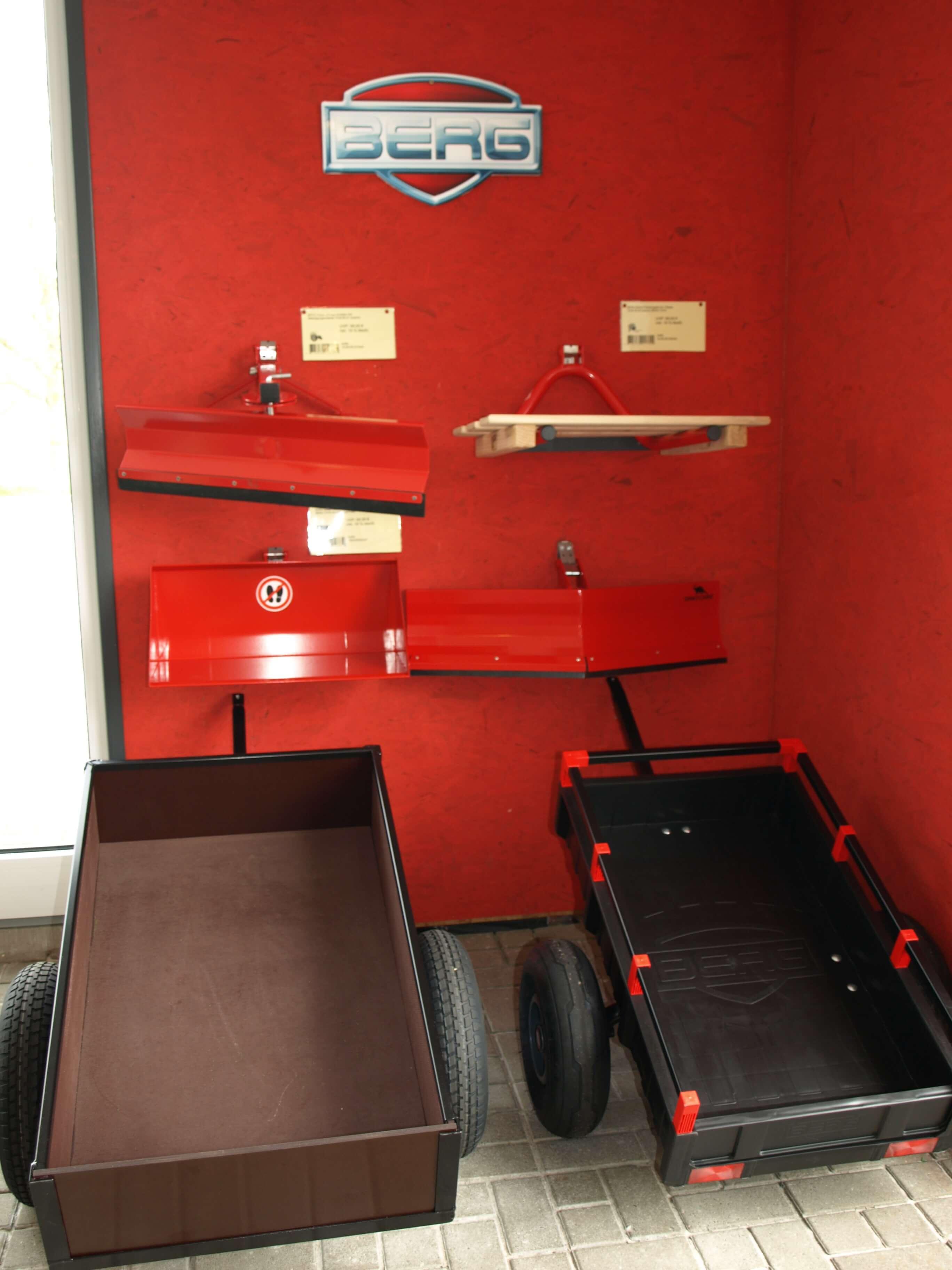Räumen per Gokart - gokart-profi.de Gokart Ausstellung
