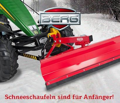 BERG Farm - Berg Toys Traxx Gokarts - Schneeschaufel - gokart-profi.de