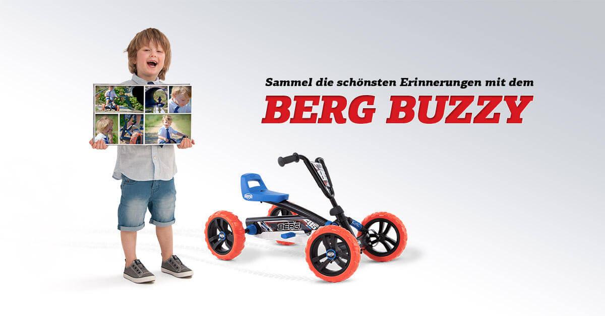 BERG-Gokart-Aktion: jetzt mit Prozenten den BERG Buzzy kaufen - gokart-profi.de