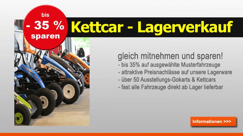Go Kart Schnäppchen Markt am 01.07.2017 bei Nürnberg - gokart-profi.de