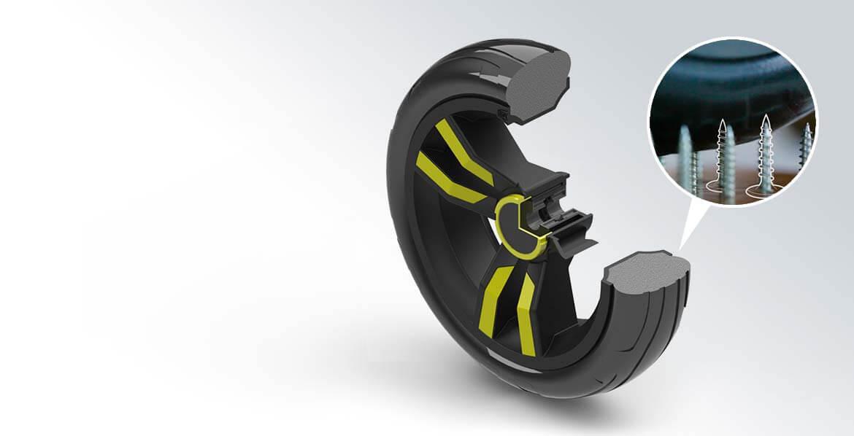 EVA-Reifen - stabil und sicher für Kinderfahrzeuge - Beratung gokart-profi.de