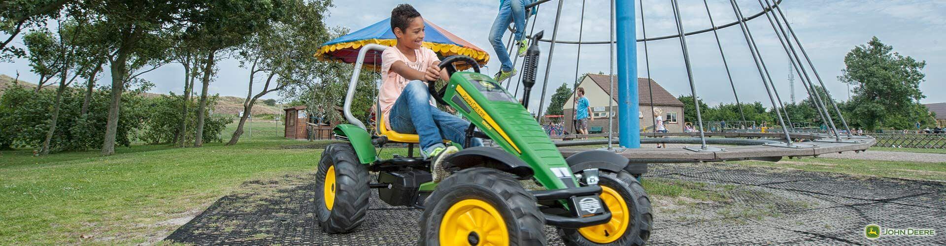 John Deere für Kinder günstig kaufen auf gokart-profi.de