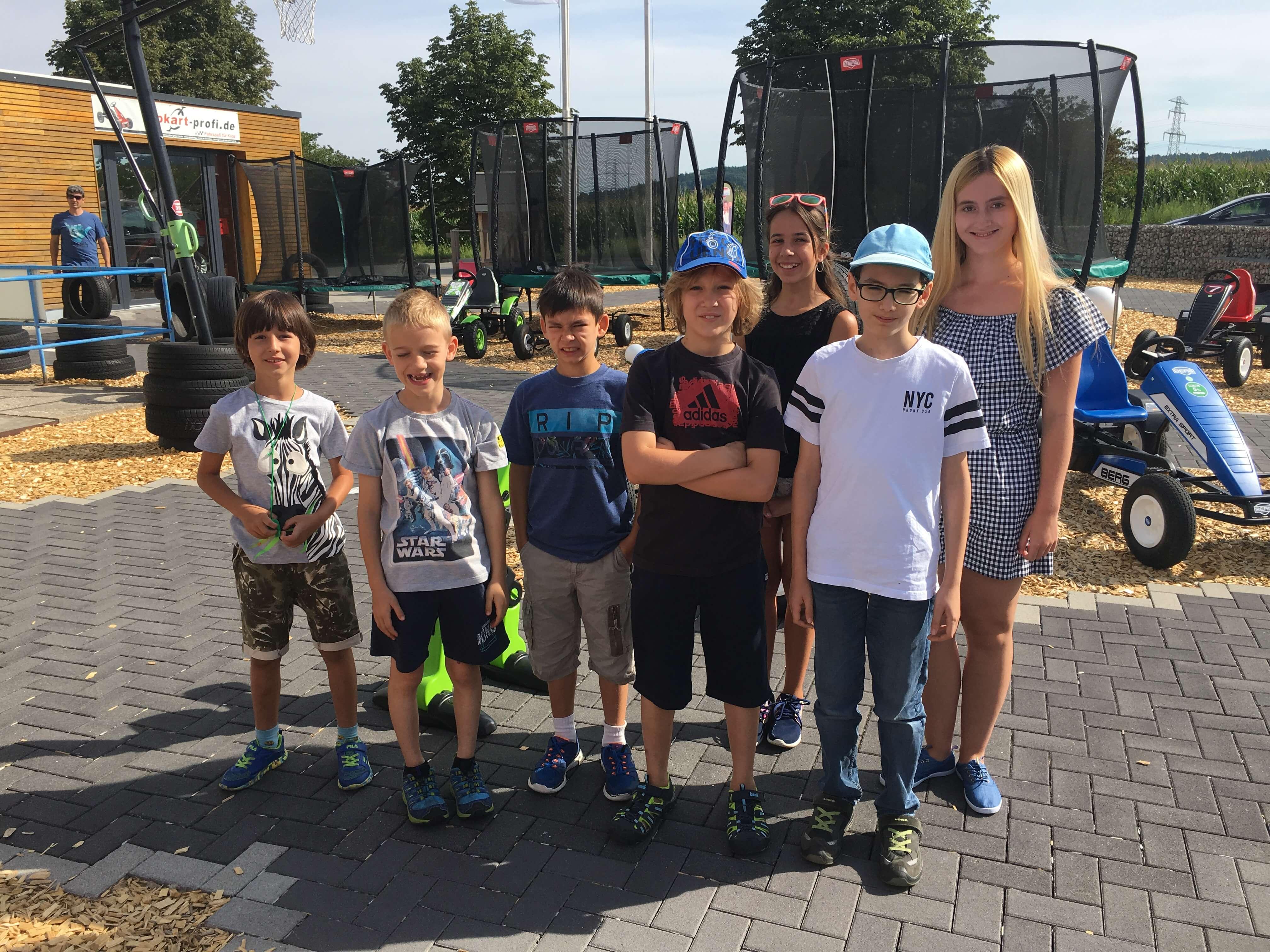 Go Kart Geländetour buchen bei gokart-profi.de Nürnberg-Burgthann