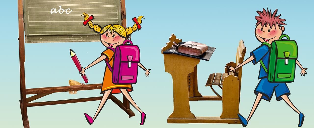 Weg in die Grundschule üben - Tipps von Gokart Profi