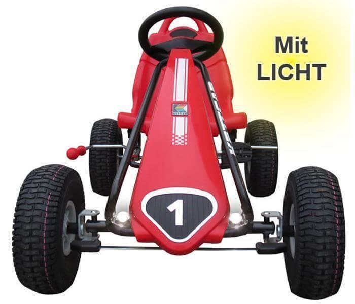 KETTLER Kettcar mit Licht kaufen auf gokart-profi.de
