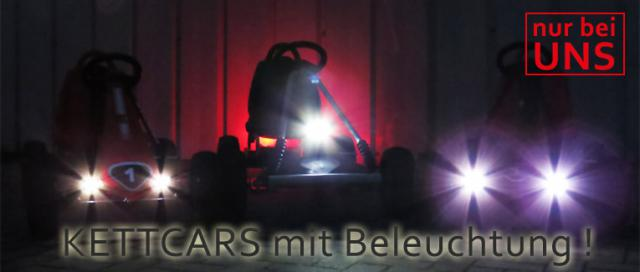 Kettcar Licht - einkaufen bei gokart-profi.de