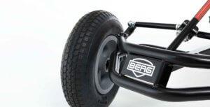 BERG Gokart Extra BFR Red + Anhänger - Neuheit bei gokart-profi.de: BERG Extra BFR Red