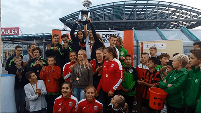 Reifen Lorenz Go Kart Cup - die ersten drei Teams - gokart-profi.de Gokartbahn Verleih