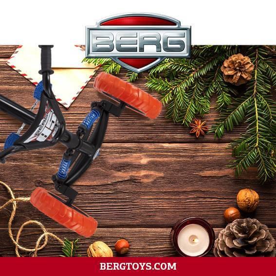 Unsere Top 5 Weihnachtsgeschenk-Ideen auf Rädern - BERG Buzzy - kaufen auf gokart-profi.de