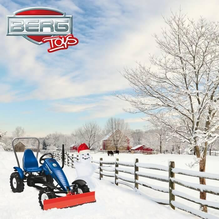 BERG Farm Fahrzeuge + Schneeschieber bestellen auf gokart-profi.de