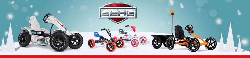 Wir haben die Weihnachtsgeschenke von BERG - gokart-profi.de
