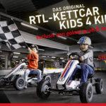 Klassiker Kettcar - KETTLER Kids4Kids RTL Kettcar - gokart-profi.de