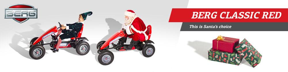 Kettcar Weihnachtsgeschenke kaufen auf gokart-profi.de - Weihnachtsferien 2018