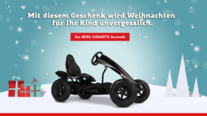 Kettcar Weihnachts-Shopping: Samstag 9.12.2017 LAGERVERKAUF gokart-profi.de