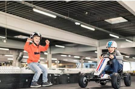 RTL-Spendenmarathon-Kettcar KIDS 4 KIDS - exklusiv auf gokart-profi.de