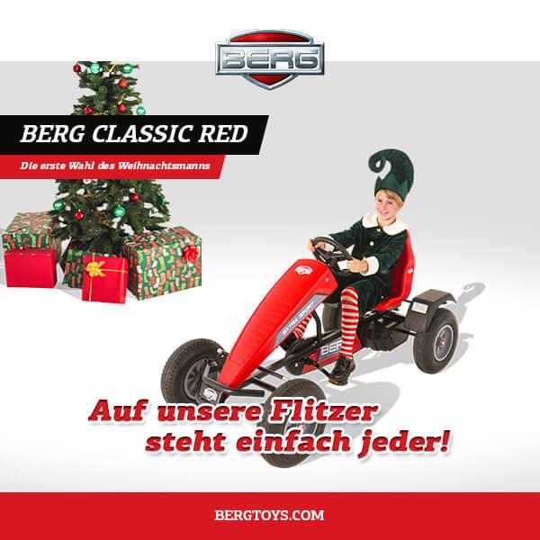 BERG Red Edition - kaufen auf gokart-profi.de