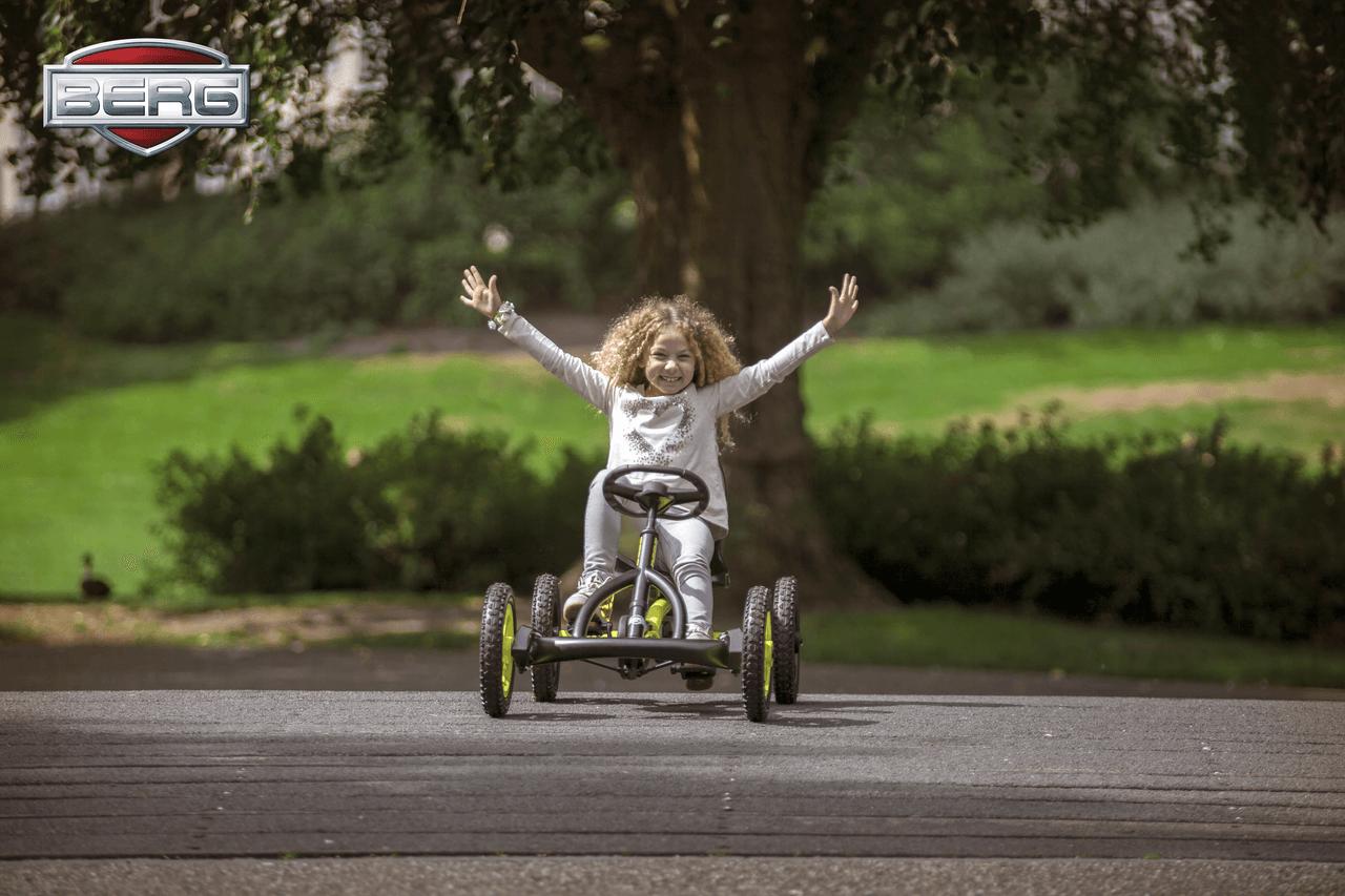 BERG Buddy fahren für Kids ab 3 - Info und Kauf-Beratung bei gokart-profi.de