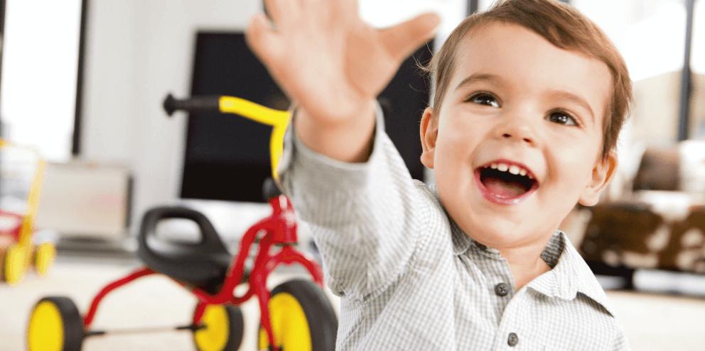 Pedale treten und auch Fahrradfahren lernen - Ratgeber gokart-profi.de