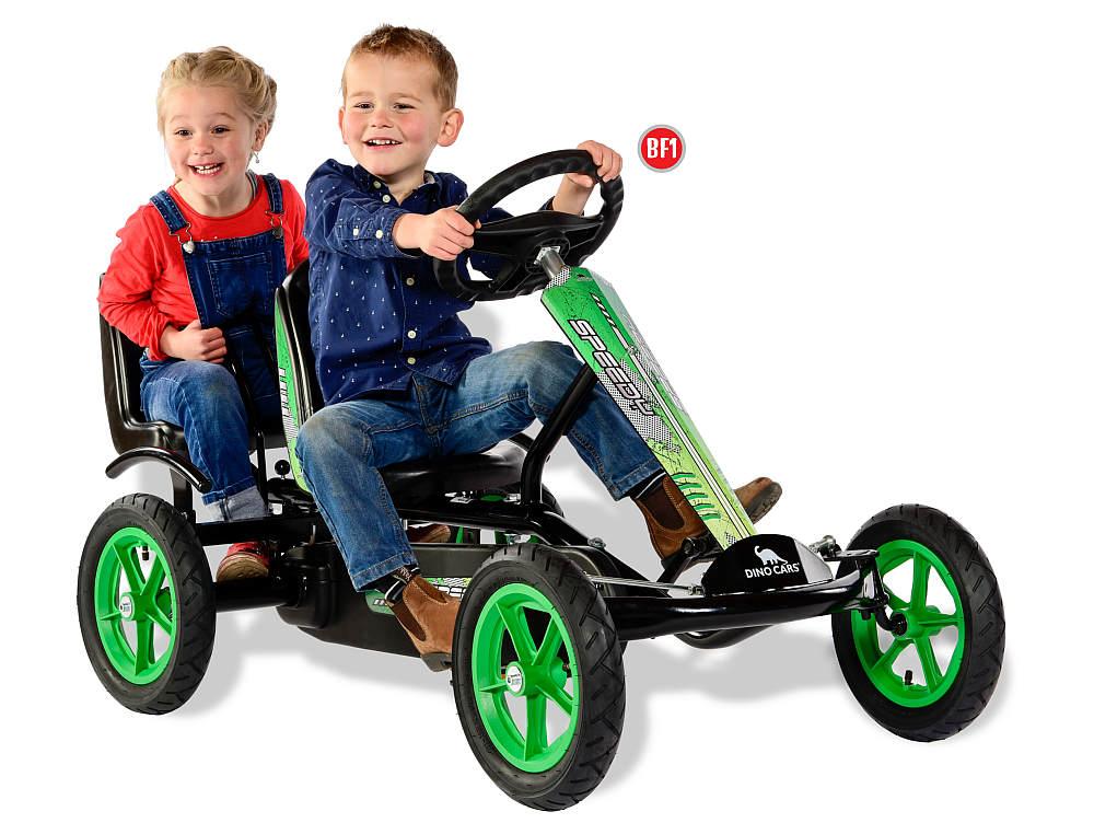 Die neuen DINO CARS Kids Speedy und Junior Gocarts sind da bei gokart-profi.de