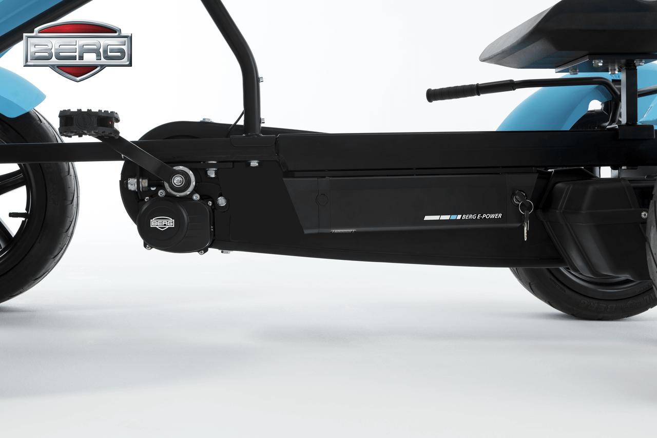 E-BFR Pedal-Gokart kaufen auf gokart-profi.de