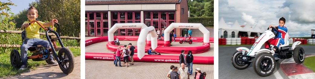 Feste feiern mit der mobilen Gokartbahn – wir nehmen jetzt Termine an gokart-profi.de