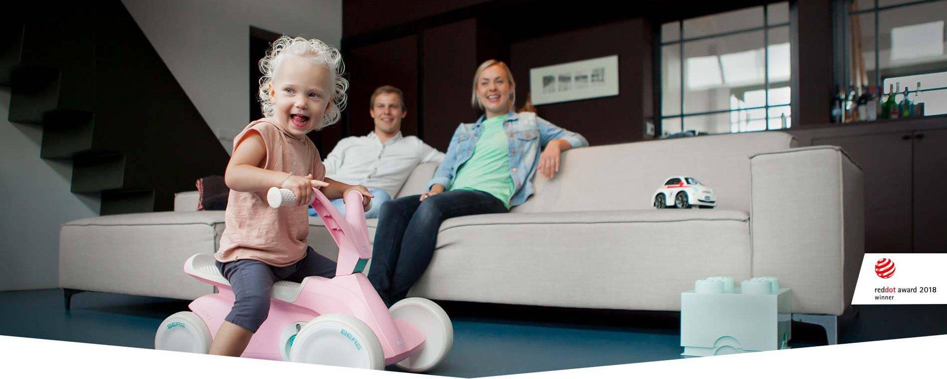 GOKART PROFI Go² Babyrutscher jetzt bestellen - Online bestellen und Lieferung ohne Versandkosten
