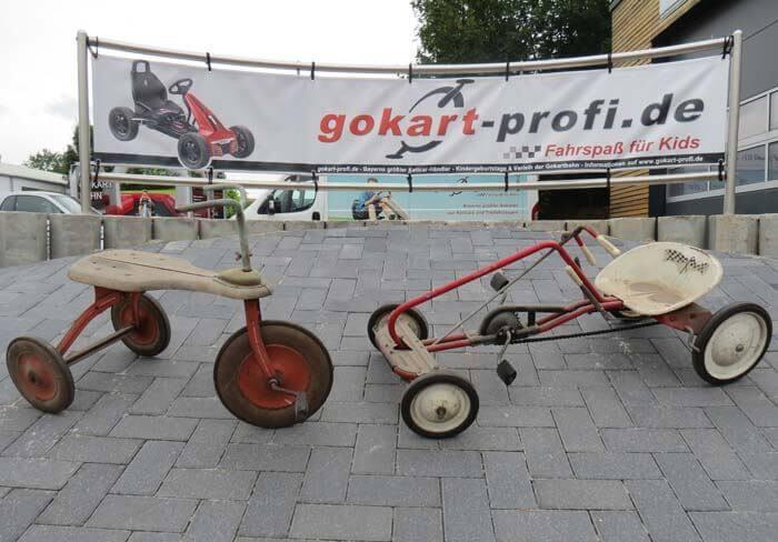 Nachhaltigkeit und Umweltschutz bei GOKART PROFI - Inzahlungnahme alter Kinderfahrzeuge