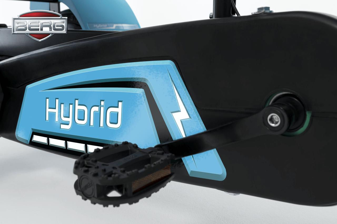 BERG Hybrid E-BF - jetzt ausprobieren bei gokart-profi.de