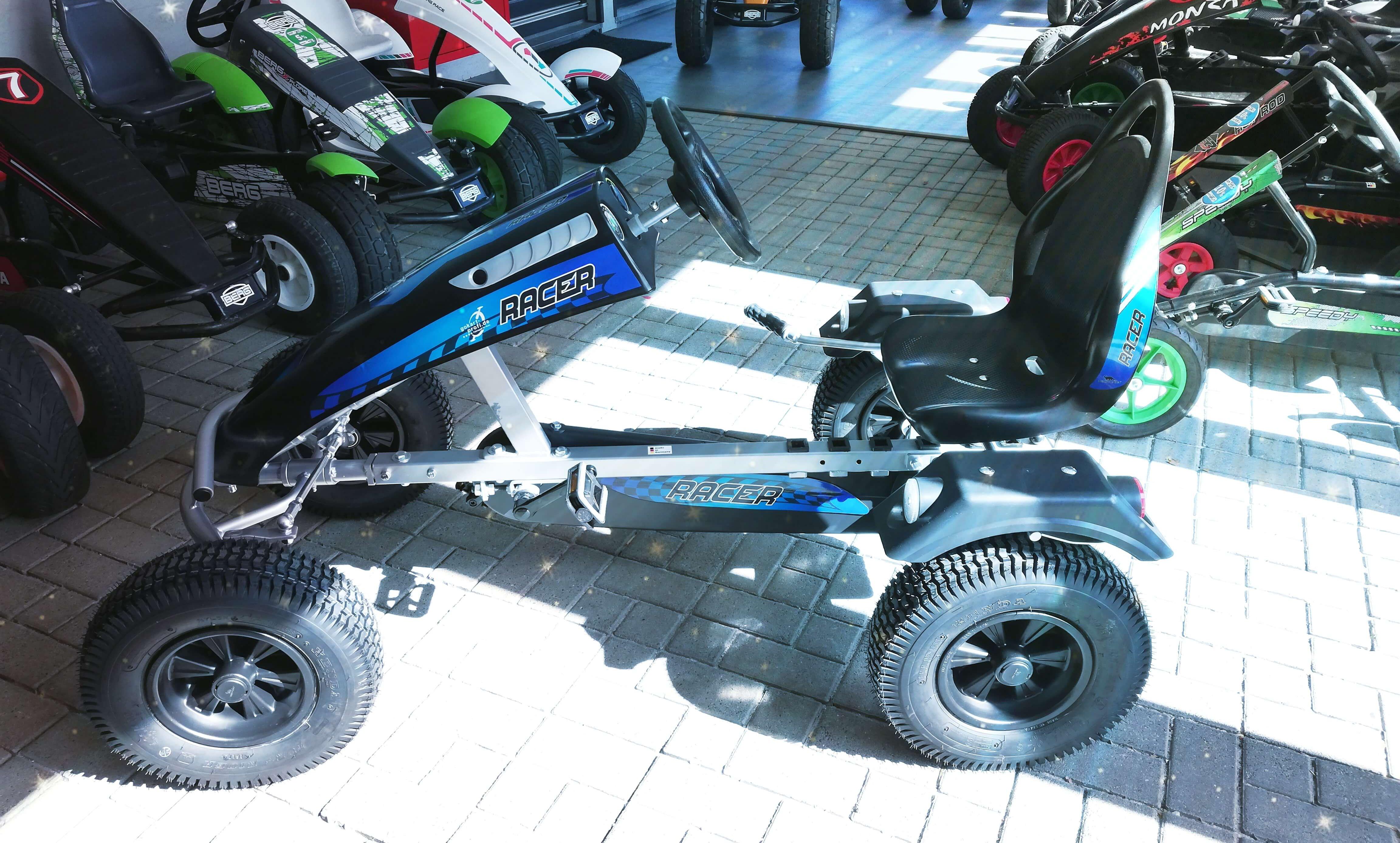 DINO CARS Silver Racer - Sondermodell gokart-profi.de