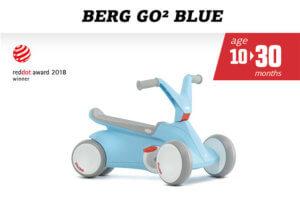 Kind + Jugend Innovation Award für den BERG Go² - gokart-profi.de