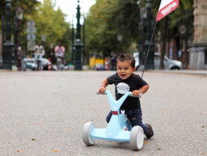Kind + Jugend Innovation Award für den BERG Go² - entspannt beobachten - gokart-profi.de