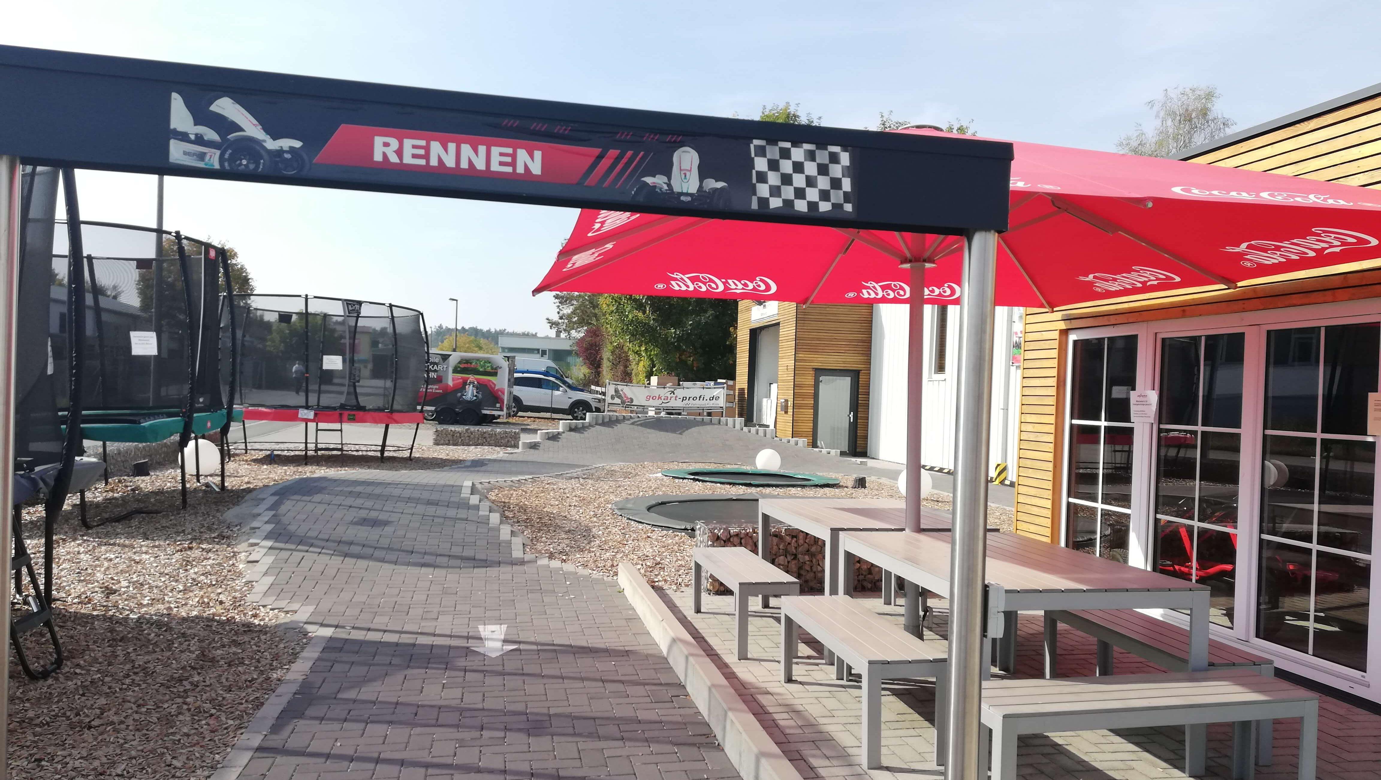 Samstag, 13.10.2018 vormerken: Herbst Race und Verlosung GOKART PROFI