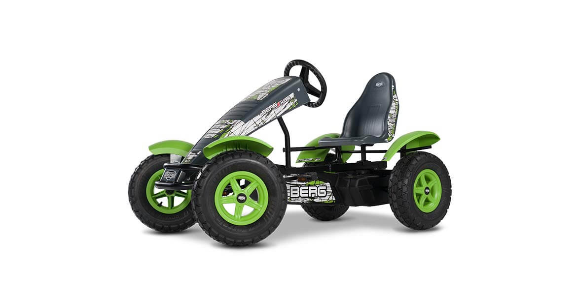 Die Outdoor Toy Awards 2018: BERG BFR Pedal-Gokarts - gokart-profi.de
