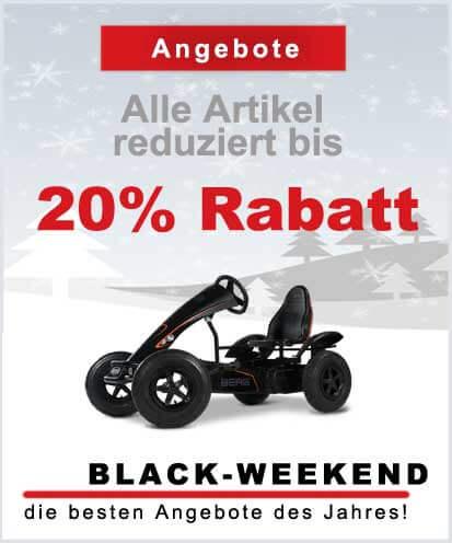 Black Weekend bei gokart-profi.de