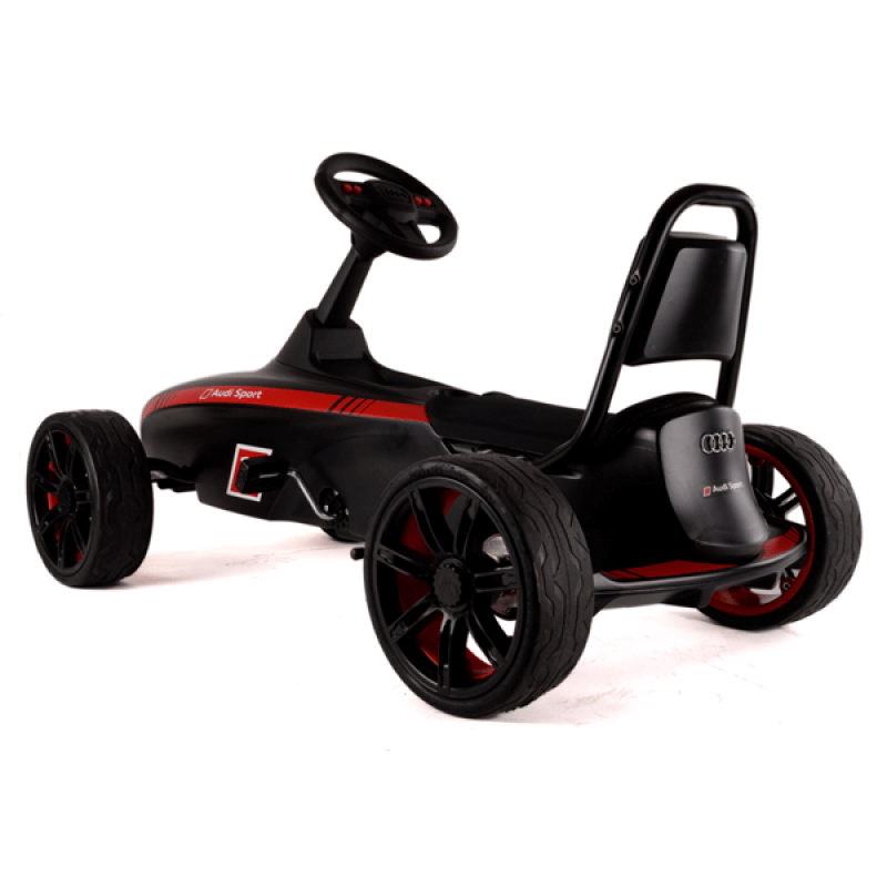 audi kids car motorsport jetzt neu auf gokart profi. Black Bedroom Furniture Sets. Home Design Ideas