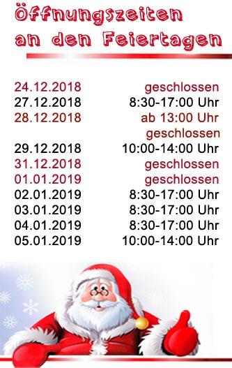 Weihnachtsferien 2018 – wir fahren zu gokart-profi.de