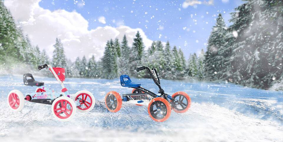 Gokart im Winter - Spaß mit gokart-profi.de