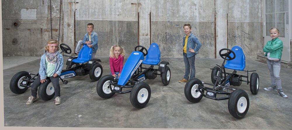 BERG-Pedal-Gokart: die verschiedenen Themen gokart-profi.de