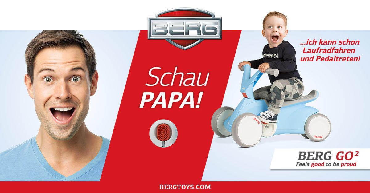 Jahresrückblick 2018 - Bestseller Babyline BERG Go² bei gokart-profi.de