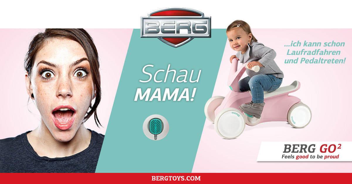 BERG Babyline GO² kaufen auf gokart-profi.de