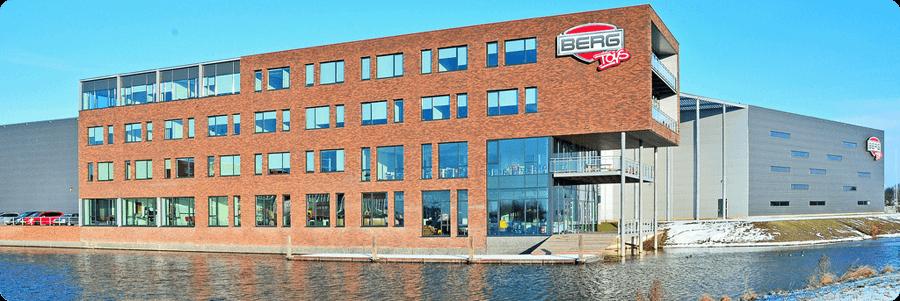 GOKART PROFI on Tour: Betriebsbesichtigung bei BERG Toys - BERG Zentrale in Ede