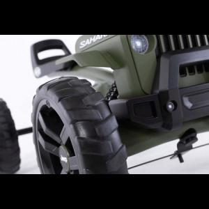 BERG Neuheit Spielwarenmesse 2019: Buzzy Jeep Sahara und Buzzy Jeep Rubicon - gokart-profi.de
