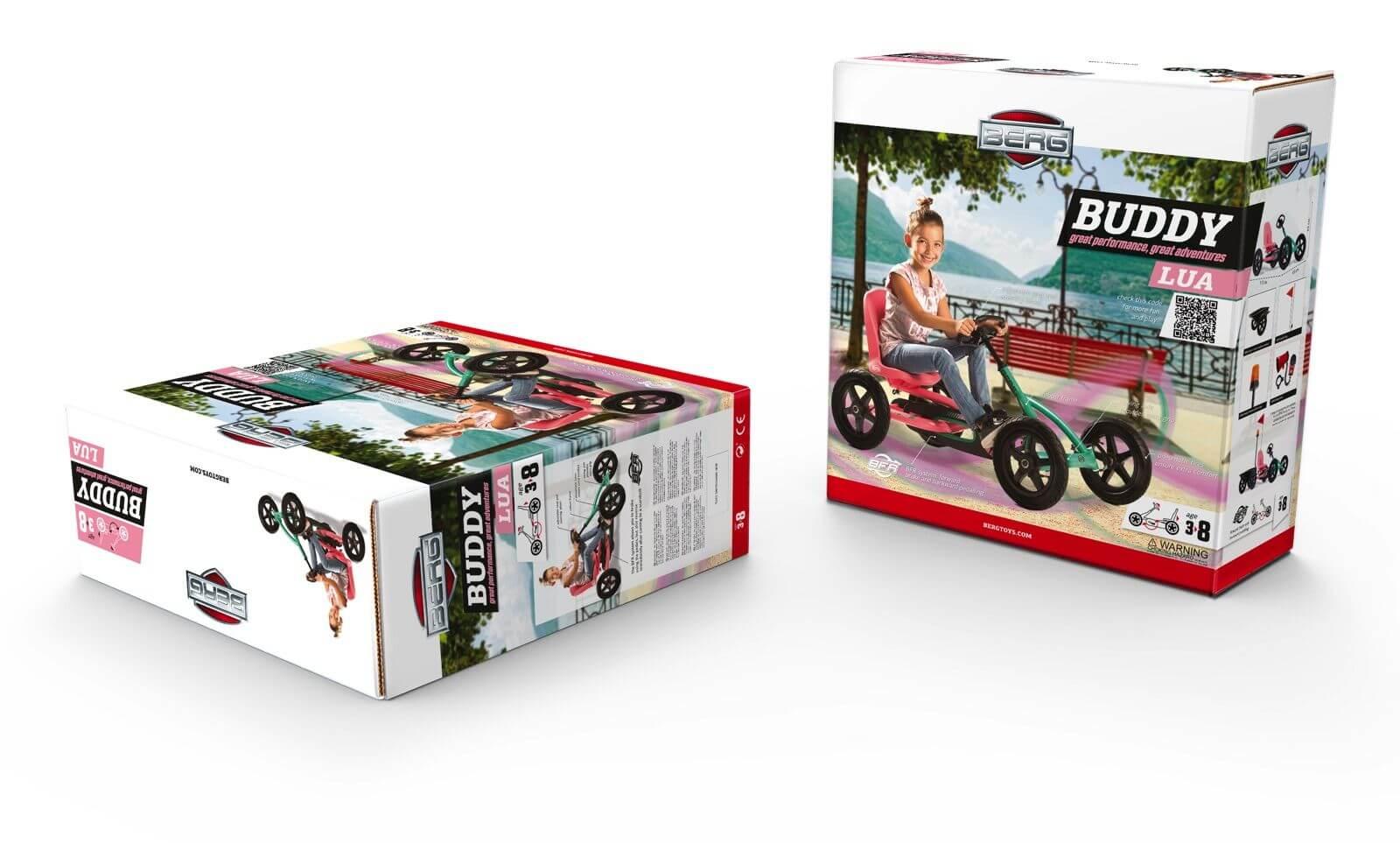 BERG Buddy kaufen bei gokart-profi.de